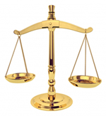 Craig Collins Law Office Scales of Justice